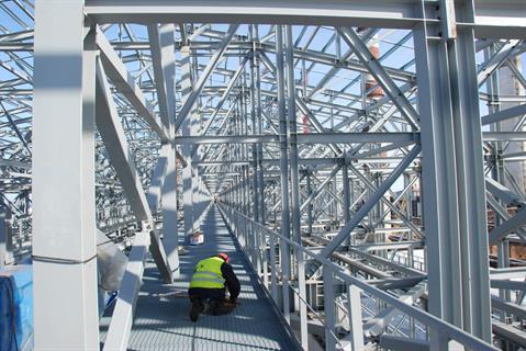 steel frame builders